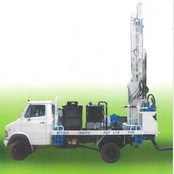 Pickup Mounted Water Well Drill Rigs
