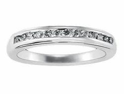 Metro Channel Set Diamond Ring