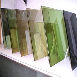Clear Tinted Glass