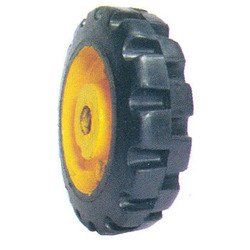 Industrial Solid Rubber Tyres
