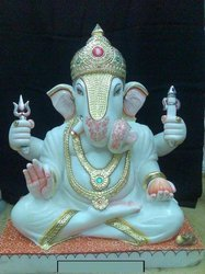 GA-4071 Beautiful Lord Ganesha Statues