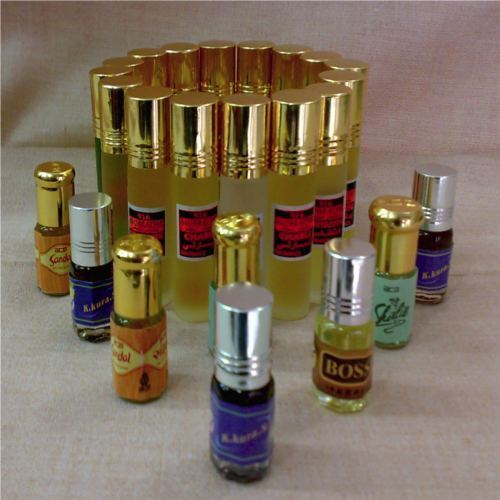 Indian Traditional Items Attar Perfumes Exporter From