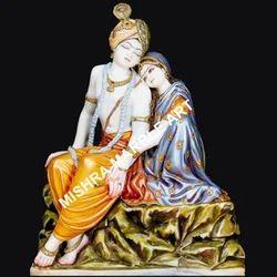 Radha Krishna Moorties Krishna Marble Statue Exporter