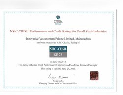 CRISIL Certification
