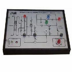Power Supply Using Transistor Trainer