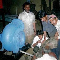 Sea De-watering Pump Engion Drive