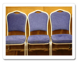Aluminium Banquet Chair