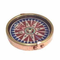 Copper Nautical Compass