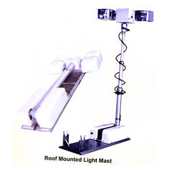 Roof Mounted Light Mast