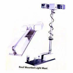 Roof Mounted Light Mast 2.7 mtr
