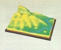 Model Of Contour Map Interpretation BPG3409