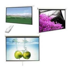 Insta Lock Projection Screens