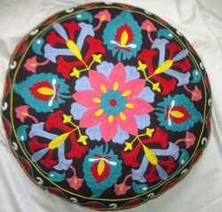 Printed Floor Pillow