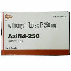 Azithromycin BP Tablets-250