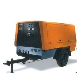 Portable Electric Screw Air Compressors