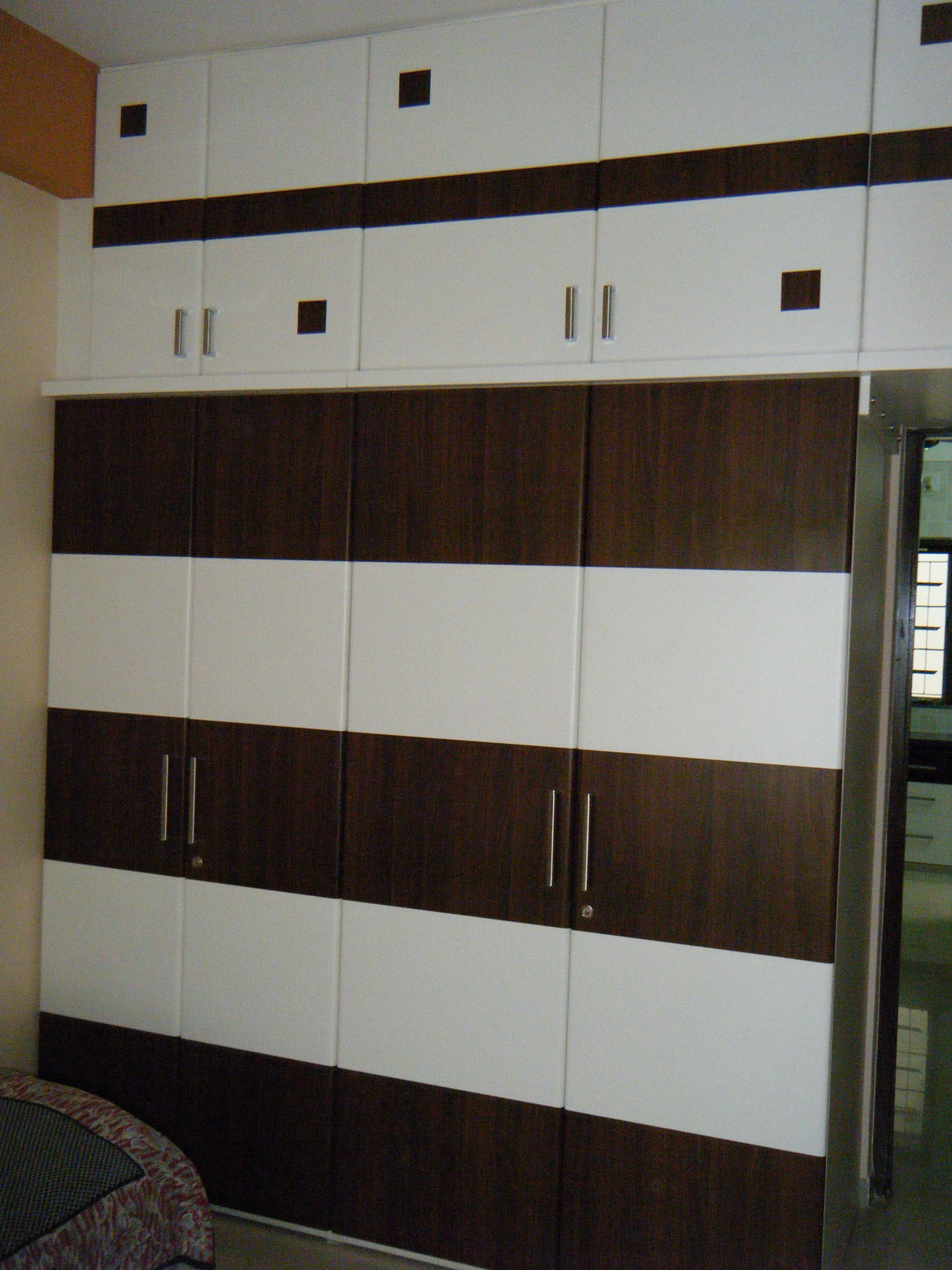 Designer Wardrobes - Wooden Bedroom Wardrobes Manufacturer from ...
