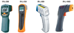 Infrared Thermometers IR-l300/550/900/1000