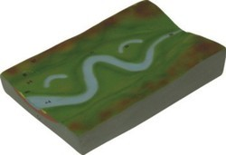Transporting River System For Geographical Model