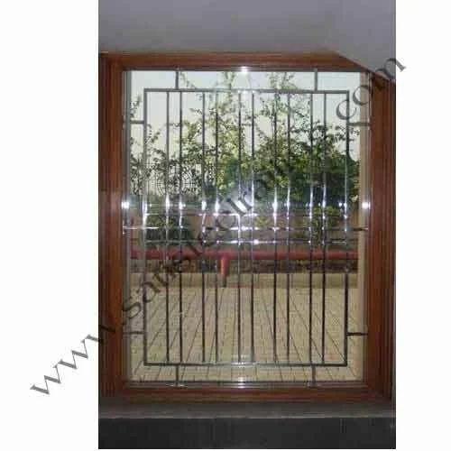 Simple Window, Stainless Steel Windows | Wazirpur Industrial