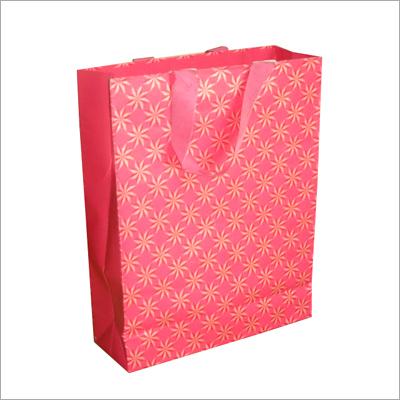 Paper Bags Handmade Paper Valentine Bag Exporter From Mumbai