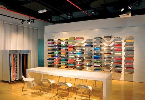 Showroom Interior Designing, शोरूम इंटीरियर ...