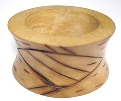 Grind Wooden Napkin Ring
