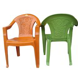 Standard Plastic Medium Back Chairs