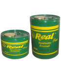 Real Plus-synthetic Enamel