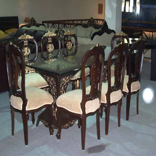 Designer Dining Table SetDesigner Dining Table Set   Kothari Interiors Private Limited  . Dining Table Set Price In Kerala. Home Design Ideas