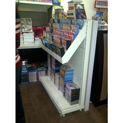 Stationary Display Rack