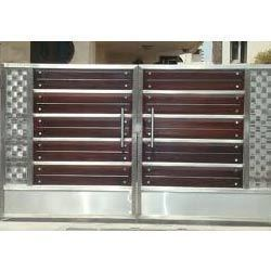 Stainless Steel Gate, Stainless Steel Work | Sector-46, Gurgaon | A ...