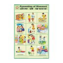Prevention Of Diseases Charts