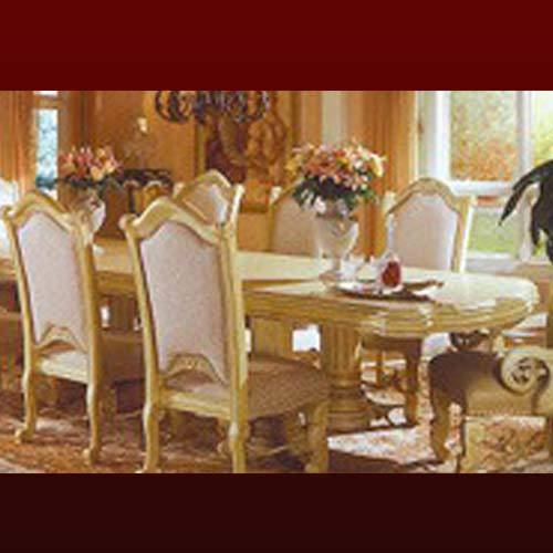 Classic Dining Table Singla Furniture Manufacturer In Lakkar