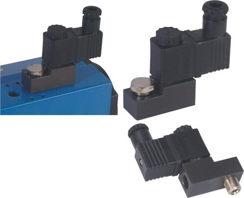 Rotex Automation 3 Port Direct Mount Solenoid Valve