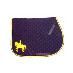 Embroidered Horse Saddle Pad