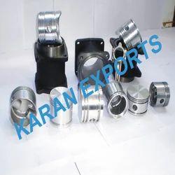 Compressor Piston and Liner
