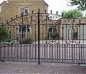 Ornamental Iron Gates