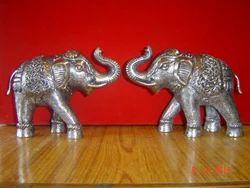 Metal Elephants