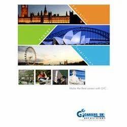 Fashion & Apparel Industry Brochure Designing Service