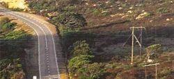 Indo - Bangladesh Border Road