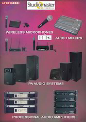 Studiomaster Professional Audio Systems