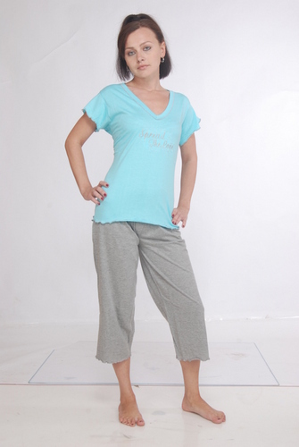 Ladies Pajama Sets - Ladies Pajama Exporter from Mumbai 90ccaade5