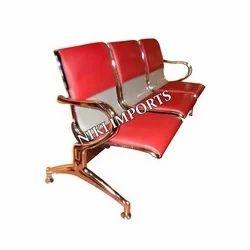 Stylish Airport Sofa 3 Seater
