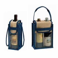 Heavyweight Wine Bottle Bags