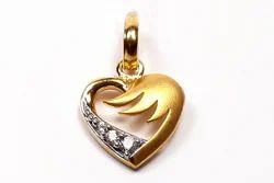 Gold heart pendants heart pendants with cz stone manufacturer from gold heart pendants heart pendants with cz stone manufacturer from pune aloadofball Images