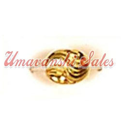 Designer Brass Beads