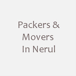 Packers & Movers Nerul