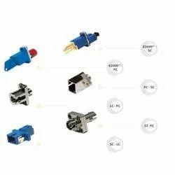 Fiber Optic Hybrid Adapters
