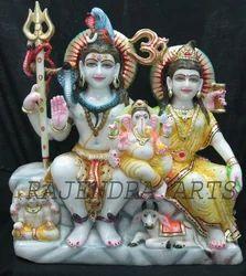 Shiv Pariwar Statues