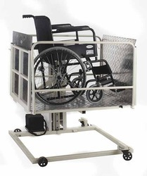 Electric Power Wheelchair Lift